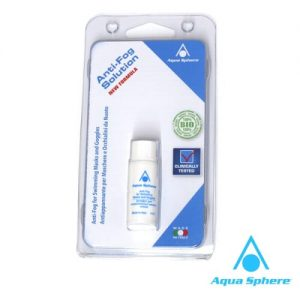 aqua sphere anti fog demister drops new formula