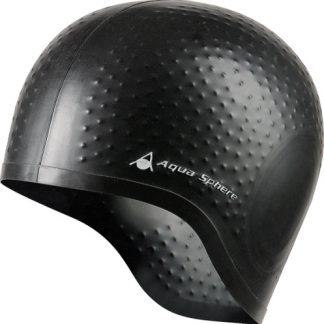 aqua sphere aqua glide ear pocket swim cap