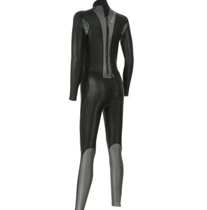 aqua sphere aqua skin ladies full winter wetsuit