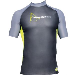 aqua sphere glide neoprene swim top