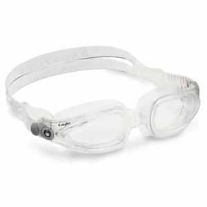 aqua sphere eagle prescription lenses diopter corrective short sighted goggles