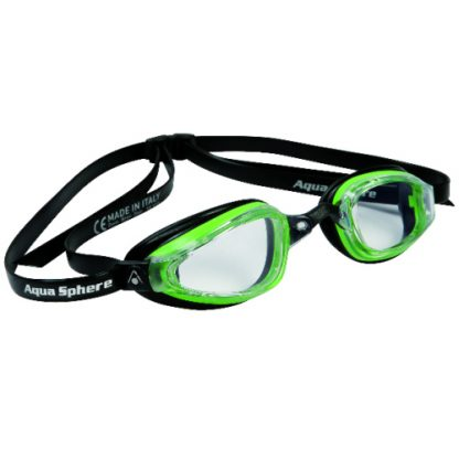 aqua sphere k180 plus michael phelps swim goggles green