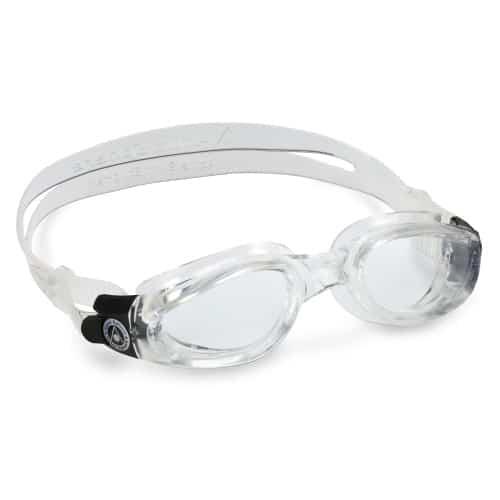 aqua sphere kaiman anti fog hypoallergenic goggles