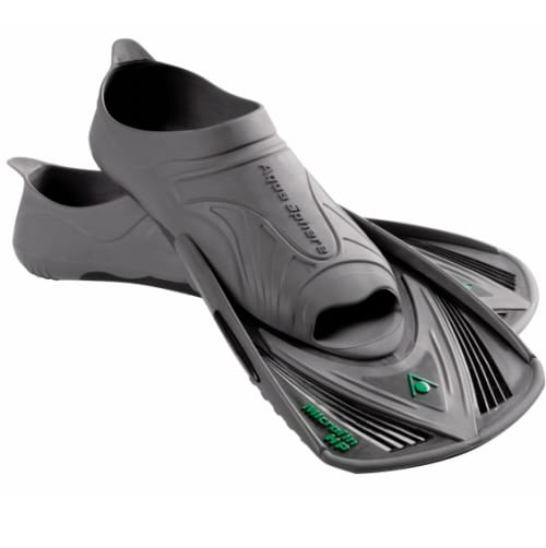 aqua sphere microfin short pool training fins