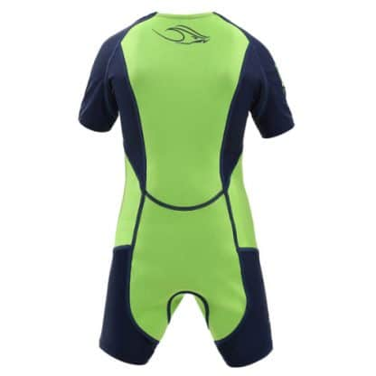 aqua sphere childrens stingray shorty wetsuit