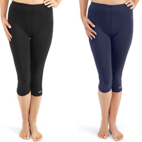 bohn short swim leggings
