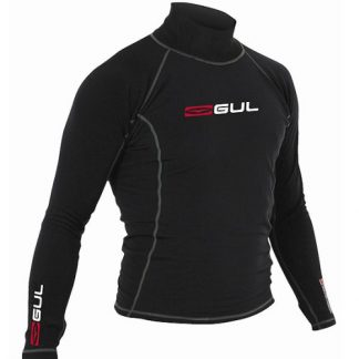 gul evotherm long sleeve swim top