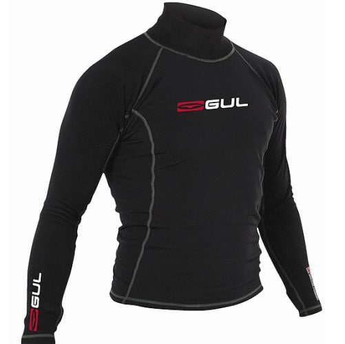 gul evotherm long sleeve swim top