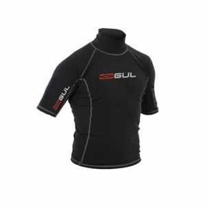 gul evotherm warm fleece thermal swim top