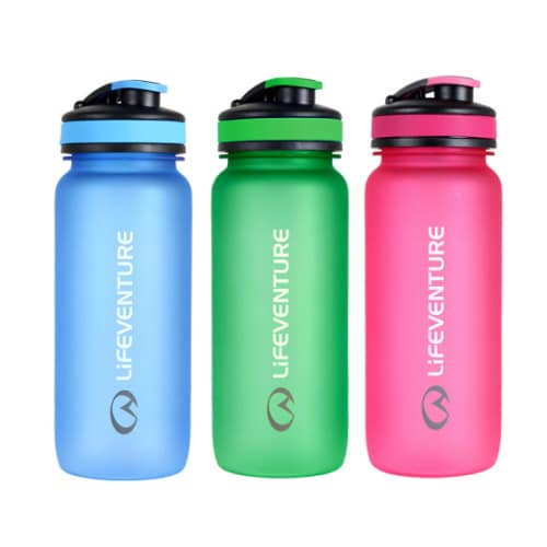lifeventure tritan bpa free wide neck water bottle flask