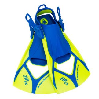 aqua sphere zip training fins