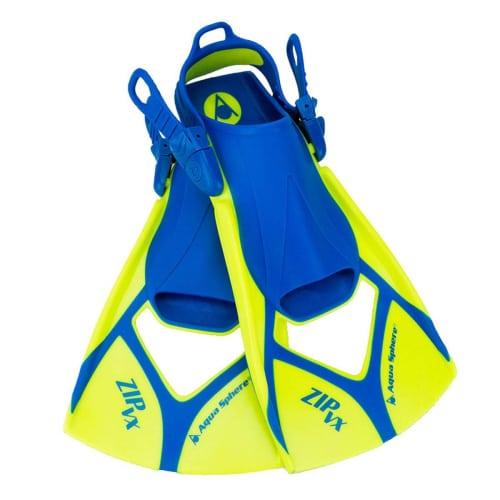aqua sphere zip training fins