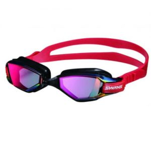 swans open water triathlon wild swim goggles mirrored