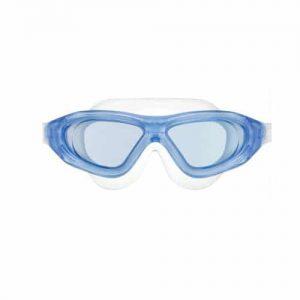 view xtreme blue lens swim mask