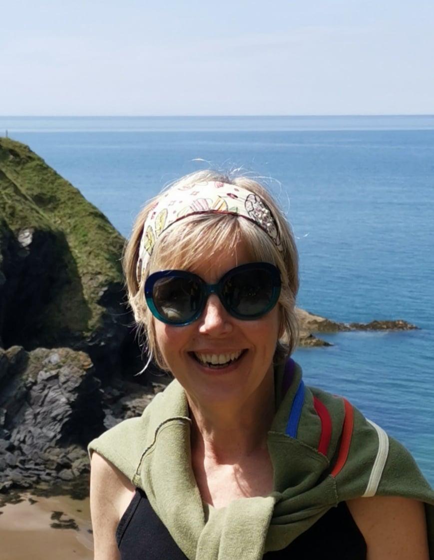 Cheryl Cross Swimming