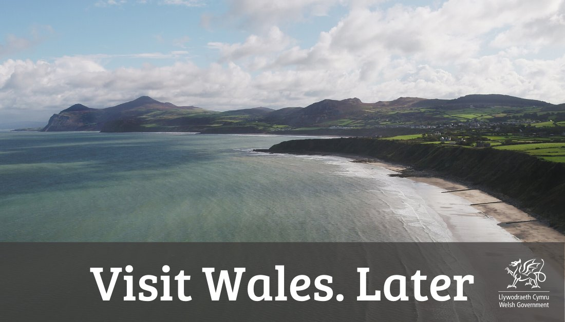 Visit Wales. Later