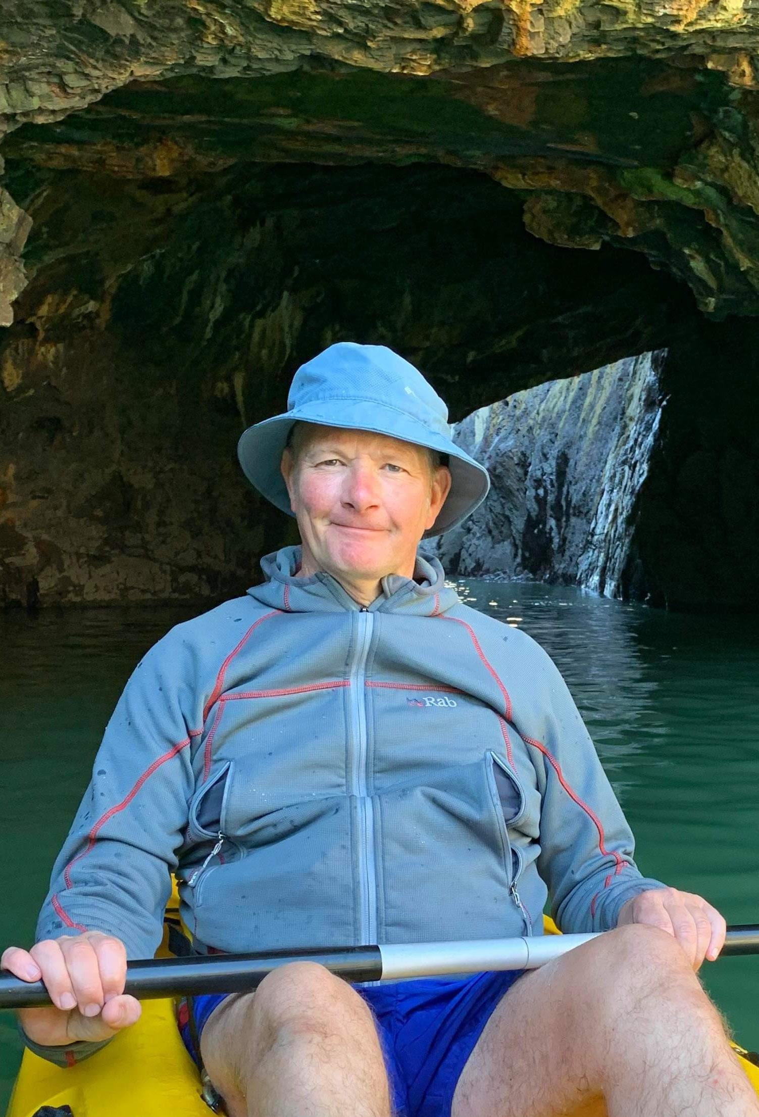 Ian Cross Swimming